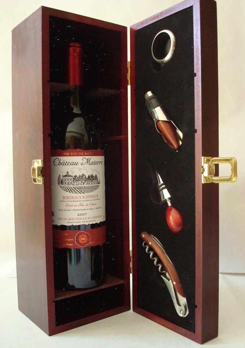 cadeaux coffret vin. Black Bedroom Furniture Sets. Home Design Ideas